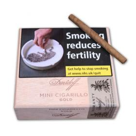 Davidoff Mini Cigarillos Box 50's