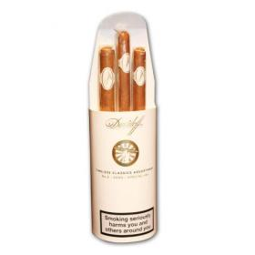 Davidoff Timeless Classics Assortment – Presentation Tube NEW