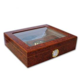 beginners cigar humidor 20 cigars capacity - Cigar Humidors