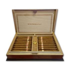 H. Upmann Supremas No. 2 Cigar - Humidor of 50