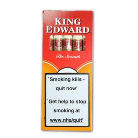 King Edward Tip Cigarillos - 5's