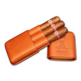Montecristo Edmundo Leather Case – 3 Cigars