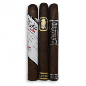 New World Maduro Sampler - 3 Cigars