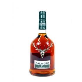 Dalmore 15 Year Old Malt Scotch Whisky - 40% 70cl