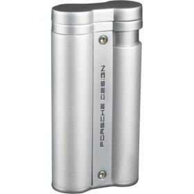 Porsche Design Flower Flame Cigar Lighter - Silver