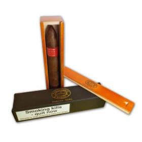 Partagas Serie P No. 2 Cigar – Slide Lid Box (Coffin)