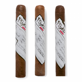 PSyKo 7 Robusto Sampler - 3 Cigars