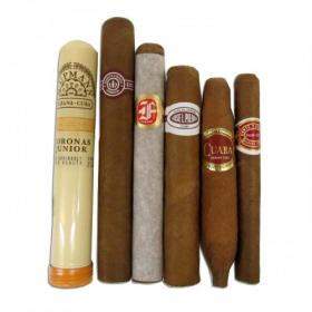 Small Cuban Sampler - 6 Cigars