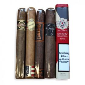 Toro Selection Sampler - 5 Cigars