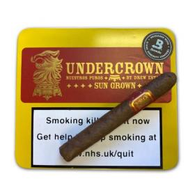 Drew Estate Undercrown Sungrown Coronet Cigar - Tin of 10