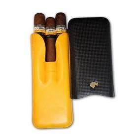 Valentines EMS Cohiba Maduro 5 Magicos Leather Pouch – 3 Cigars