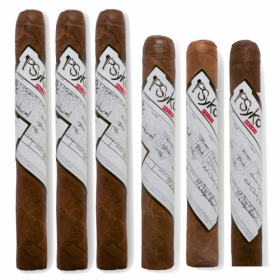PSyKo 7 Selection Sampler - 6 Cigars