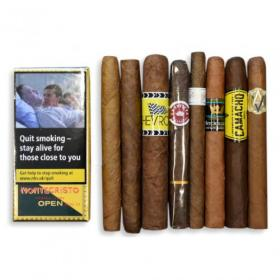 Around the World in a Quick Puff Cigar Sampler – 18 Cigars