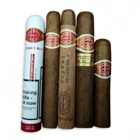 Romeo y Julieta Wedding Sampler