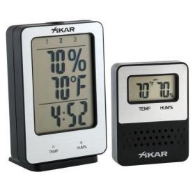 XIKAR PuroTemp Wireless Digital Hygrometer NEW