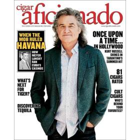 Cigar Aficionado Magazine - July/August 2019