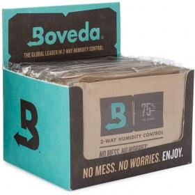 Boveda Humidifier – 60g – 75% RH - Pack of 12
