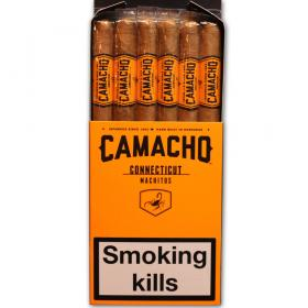 Camacho Connecticut Machitos Cigar - 6's