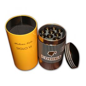 Cohiba Siglo VI XL Tube – 9 Tubed Cigars NEW