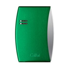Colibri Eclipse – Single Jet Lighter - Anodized Venus Green