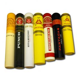 Habanos Tube Selection Sampler