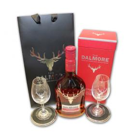 Dalmore Cigar Malt Gift Pack - 70cl Bottle & Glasses