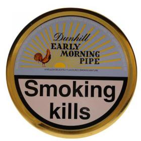 Dunhill Early Morning Pipe Pipe Tobacco 50g Tin
