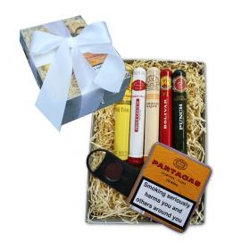 Cuban Cigars Celebration Box