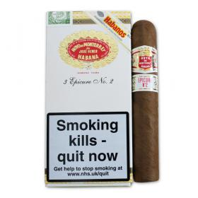 Hoyo de Monterrey Epicure No.2 - Pack of 3