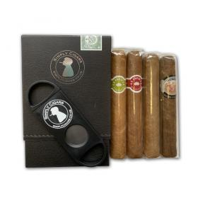 Simply Cigars Value Robusto Sampler - 4 Cigars