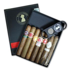 Light Robusto Cigar Sampler – 7 Cigars