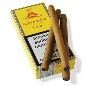 Montecristo Club - Pack of 10