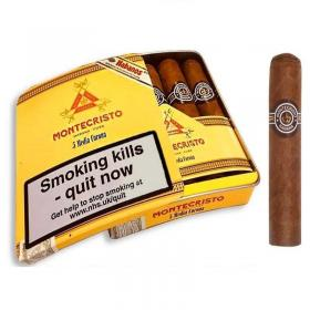Montecristo Media Corona Cigar – Tin of 5