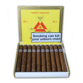 Montecristo No.4 - Box of 10