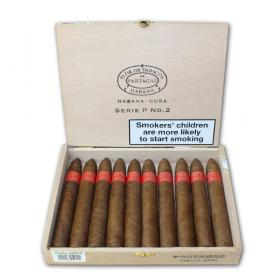 Partagas Serie P No.2 - Box of 10
