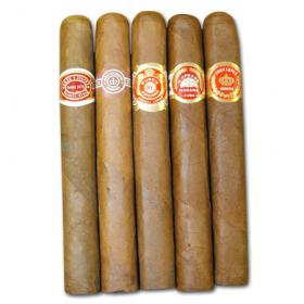 Petit Corona Medium Flavour Sampler