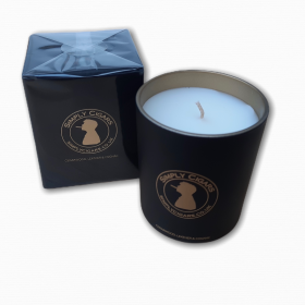 Simply Cigars Candle - Cedar Wood, Leather & Cognac