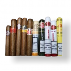 Top 10 Best Selling Cuban Cigars