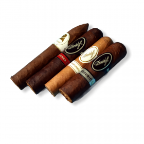 The Davidoff Supreme Sampler - 4 Cigars