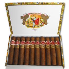 Romeo y Julieta Wide Churchill - Box of 10