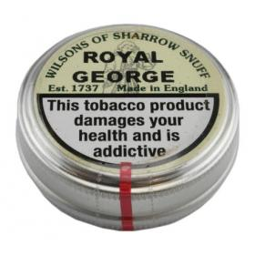 Wilsons of Sharrow - Royal George Snuff - Small Tin - 5g