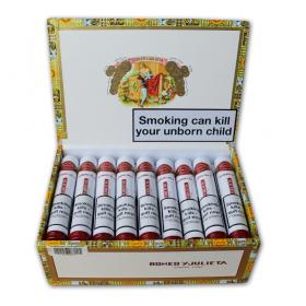 Romeo y Julieta No.3 Tubos - Box of 25