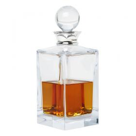 Classic Crystal Whisky Decanter