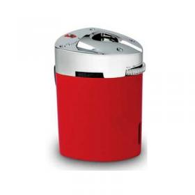 Lamborghini Mugello Triple Torch Table Lighter Red NEW