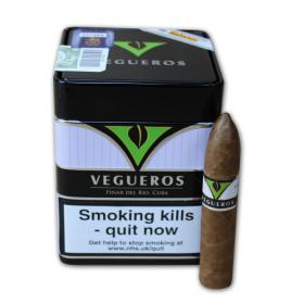Vegueros Mananitas - Tin of 16 cigars