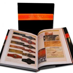 Partagas El Libro - The Book by Amir Saarony NEW