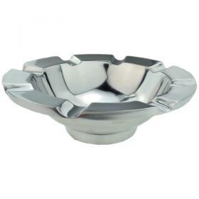 Simply Aluminium Winston Design 8 Position Round Cigar Ashtray