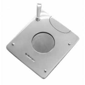 Sterling Silver Square Cigar Cutter