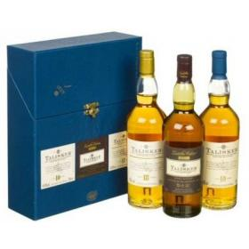 Classic Malts of Scotland - Talisker selection - 3 x 20cl
