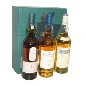 Classic Malts of Scotland - Strong/Heavy Selection 3 x 20cl